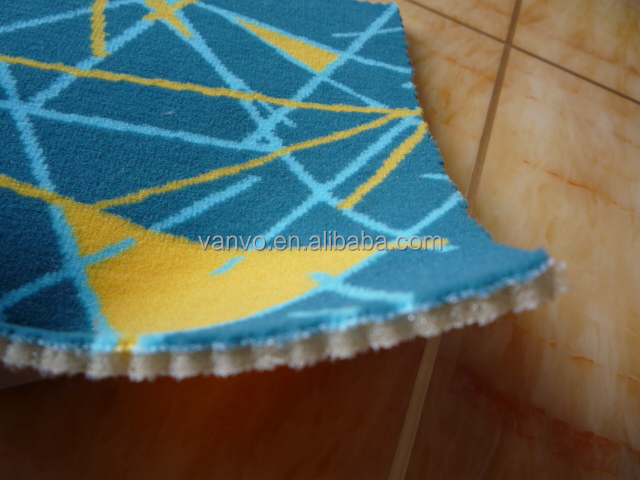 yarn dyed jacquard bus seat cover fabric