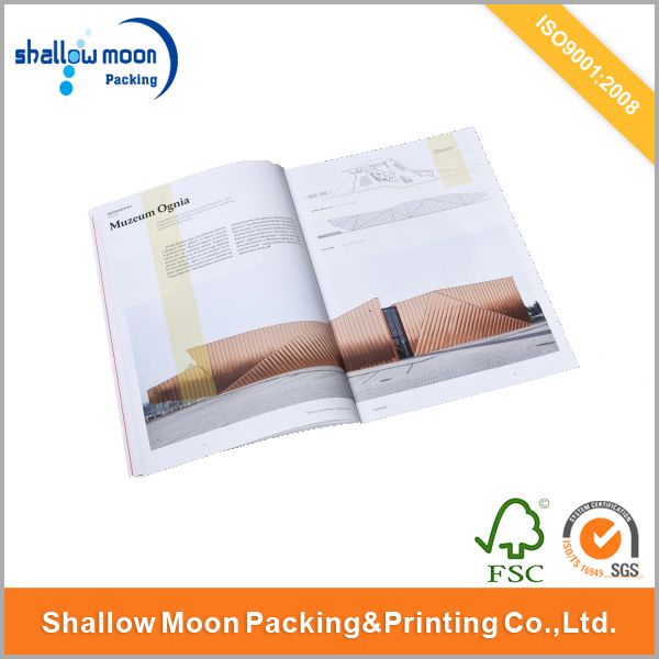 high quality cusom design printing magazine top selling magazine supplier