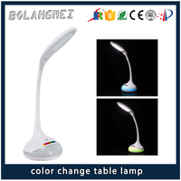 LED book light with clip 24led energy saving battery powered led table light
