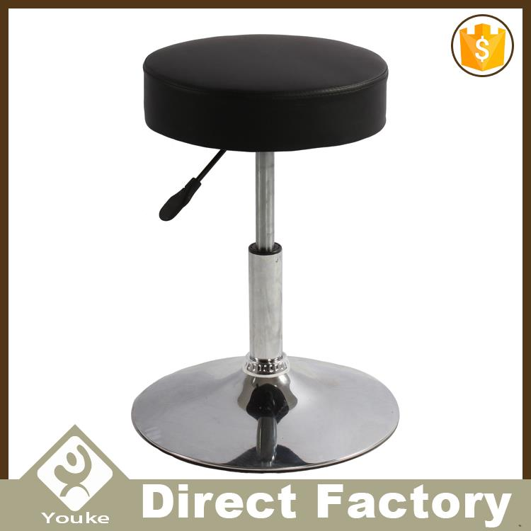 Funky novel night club round bar stool woodworking plans