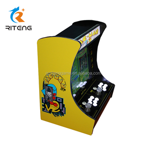 classic upright arcade machine with coin function arcade game machine gaming arcade game machine