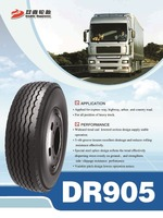 HEAVY TRUCK TYRES 385/65R22.5-20 DR905