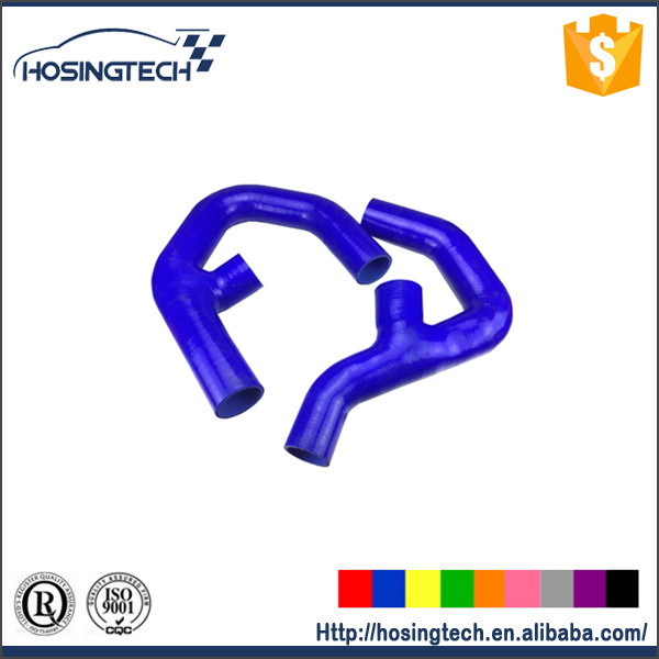 china manufacture car spare parts good quality intercooler hose kit