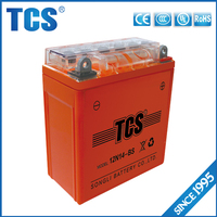 2017 Pakistan Market Great Demand TCS xiamen GEL 12v12ah lead battery motor battery MF sealed lead acid battery