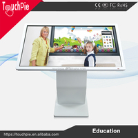 Factory price 42 inch touch screen kiosk led advertising player