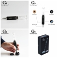 Top rated dabing pen ceramic quartz vapor tip GDIP wax pen vape from Greenlightvapes