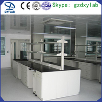 Hot sale lab working bench lab workstation steel lab furniture
