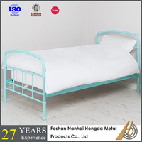 Houston Bed Trundle Guest Bed 3FT Single Victorian Style Bedstead