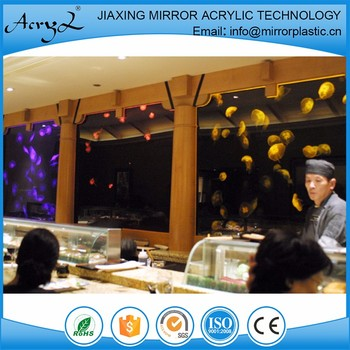 High Quality Jellyfish tank buy acrylic fish tank