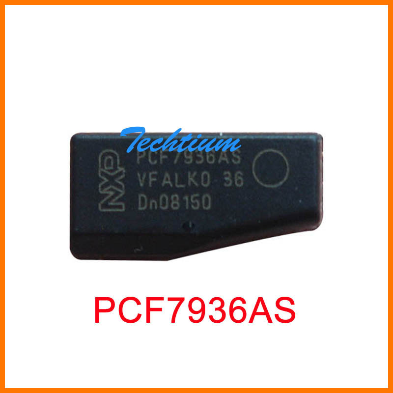 Original blank Carbon Transponder chip for Citroen Chrysler GM Chevrolet Opel Peugeot Honda car key chip PCF7936AS ID46 PCF7936