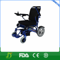 4 wheel portable electric wheelchair scooter