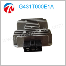 G431T000E1A 12v regulator rectifier,GY6 125cc scooter regulator rectifier