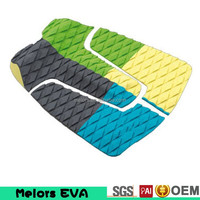 Melors top quality wholesale huizhou racing stand up paddle board with eva surfboard pad