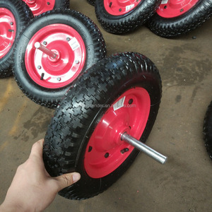 Pneumatic Rubber Wheel 4.80/4.00-8 FOR CHILE