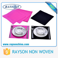 2015 pp nonwoven table cloths in tnt