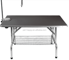 High Quality Height Adjustable Dog Lifting Grooming Table
