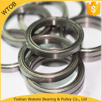 High Precision Super Quality Thin Section Wheel Hub Bearing Deep Groove Ball Bearing 6705