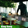 Animal theam restaurant Animatronic King Kong