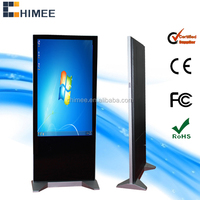 47inch high quality all in one computer/ all in one tv pc/ all in one touch screen computer
