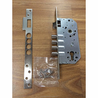 3201B Italy Mortise Door Lock Set