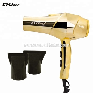 2400W long life AC motor blow dryer professional hair With Ionic