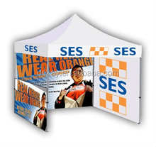 3x3m promotion and advertising tent