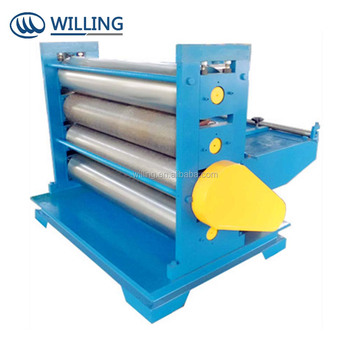 Willing International High Quality and Low Price Embossing Machine in Stock