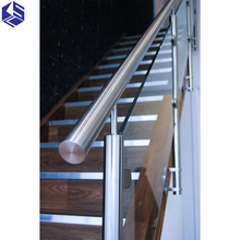 Competitive grade 304 stainless steel balcony railing baluster prices