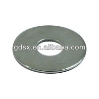 China Dongguan supplier/manufacturer thin metal plain washer,hardened plain washers