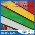 prime quality competitive price 3mm 4mm 5mm acp sheet in China factory