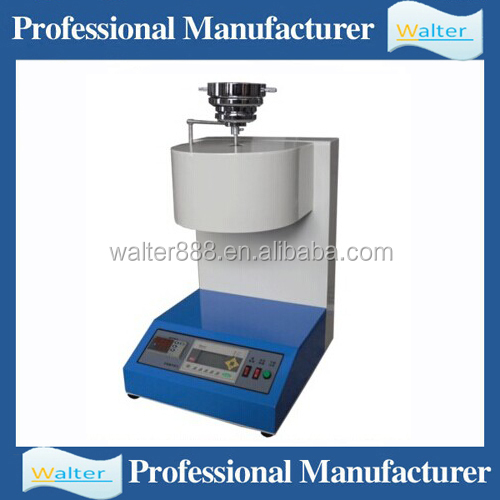 MFI for All Plastic Testing apparatus