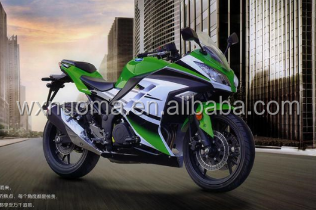 Hot sale in South America 150/200/250cc sport motorcycle Ninja with amazing speed