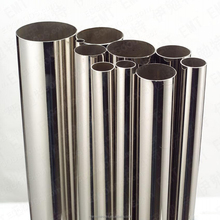 Thin Walled Stainless Steel Welded Tube 316 Stainless Steel Tube