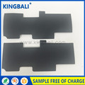 High quality molded Extruded Graphite sheet with PET adhesive