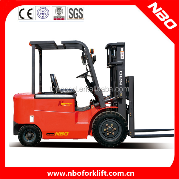 NBO 3.5 ton electric forklift truck, forklift electric, new electric forklift price for sale