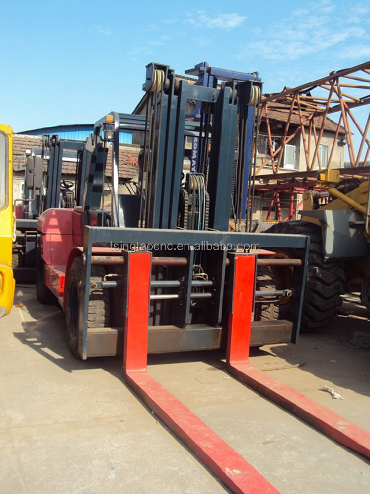Used toyota electric forklift 25ton price, used 25ton lift truck toyota, Cheap!
