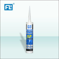 Anti- fungus acetic acetoxy silicone sealant
