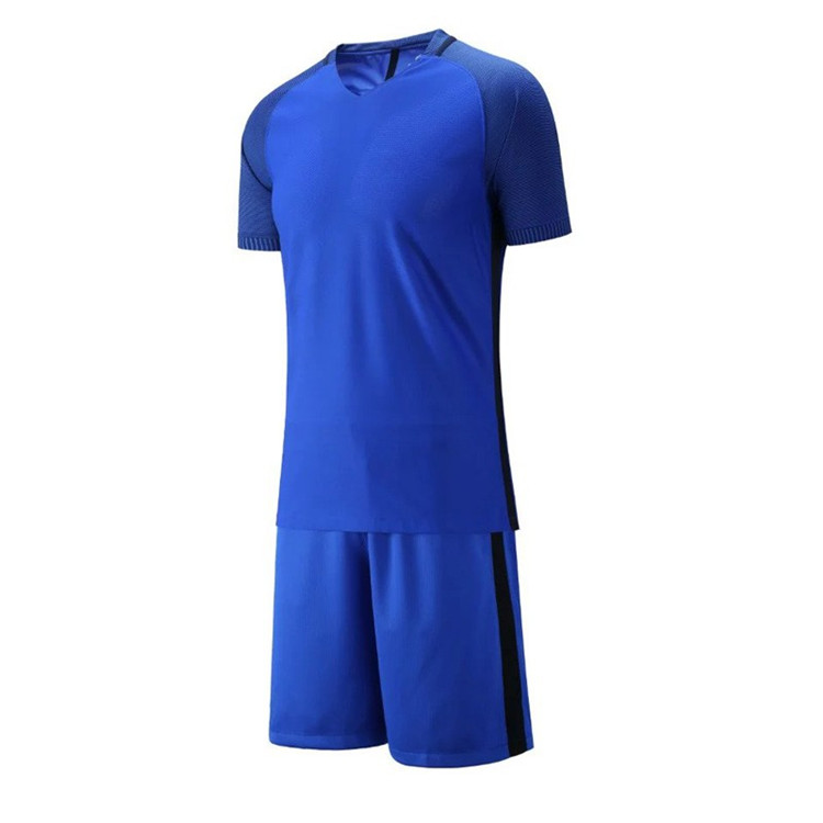 Wholesale Customized Football Jersey Kit Full Set