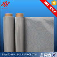 Hebei Anping Woven 316 Stainless Steel Fine Mesh Wire Net/Screen Printing Mesh