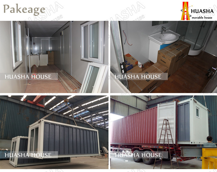 Comfortable prefabricared construction building house price