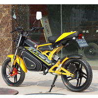 Hong Kong 48v 20ah electric bike li ion battery max speed 45km/h 100km mileage