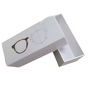 professional design hat box for luxury glasses .sunglasses
