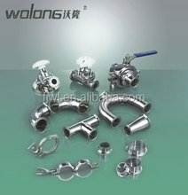 Stainless steel Elbow,Reducer ,Tee& Cross