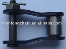 agricultural chain offset link for connecting for chain transmission