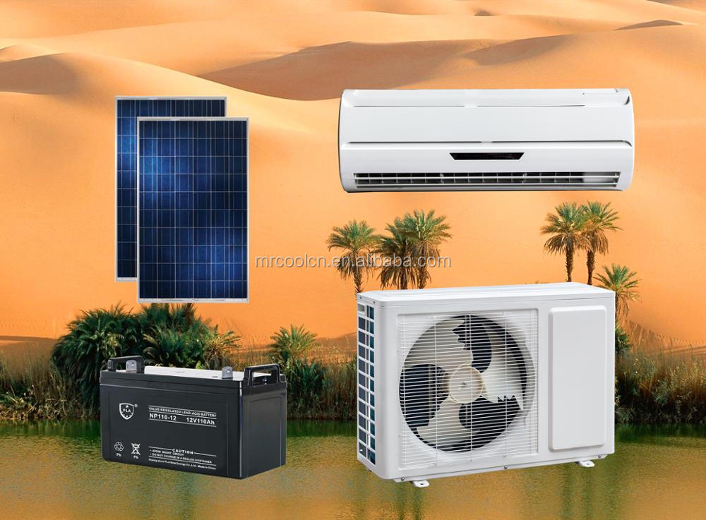 Cheap Solar split Air Conditioner good quality 5 years warranty