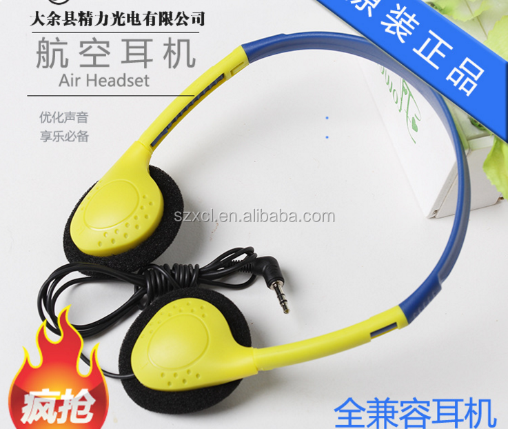 cheap Airline Headphones Aviation headsets