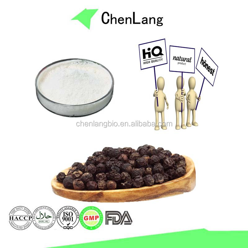 Good Quality and Reasonable Price Black Pepper Extract Piperine 95%