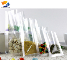 IN STOCK ! PA/PE Nylon Food Vacuum Plastic Packaging vacume pack bags Custom food grade nylon pe vacuum sealer bag for food