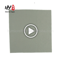 Customized microfiber window cleaning cloth