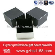 Simple Paper Ice Watch Box(HSD-H3223)